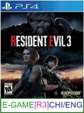 PS4 Resident Evil 3 (CHI/ENG) [R3] ★Brand New & Sealed★