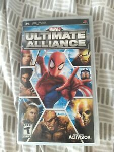 Marvel: Ultimate Alliance (Sony PSP, 2006)