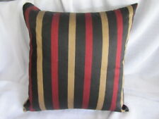 Lovely Nettex ORACLE Plum Striped Cushion Cover SALE SALE