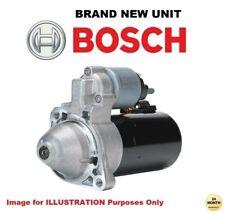 BOSCH Brand New STARTER MOTOR for AUDI Q7 3.0 TDI 2006-2010
