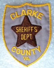 Patch- Charles Town VA US Police Department Patch (NEW*)