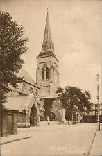 Southsea. St Jude's Church by W. H. Smith # 6554.