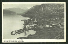 Greenland Grønland Ivigtut Ivittuut Cryolite Mine Denmark 1931