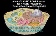 Anti-Aging Power serum 400 X More Powerful than Vitamin C & E Combined Organic