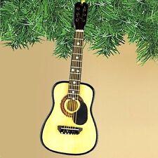 String Guitar w/Pick Guard Ornament