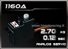 MINI SERVO ANALOGICO 2.70 kg 0,12 /0,14 SEC HIGH SPEED HD POWER HD-1160A HIMOTO