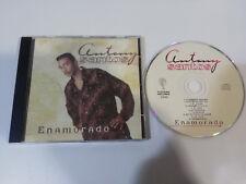 ANTONY SANTOS ENAMORADO PLATANO RECORDS BACHATA MERENGUE 1999 - CD