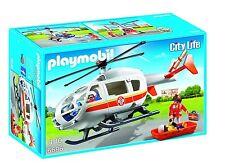 Playmobil Flying Ambulance 6686