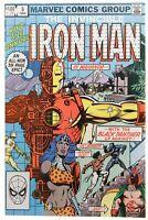 Invincible Iron Man Annual 5 NM Black Panther Madam Slay Killmonger 1982 Marvel