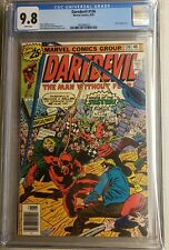 Daredevil #136 CGC 9.8 White Pages