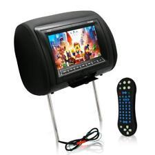"Pyle PL73DBK 7"" Hi-Res Headrest Video Display Monitor Built-in DVD, USB, Remote"