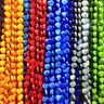 10/20Pcs 14mm Rondelle Ceramic Beads Crystal Glass Spacer Loose Bead DIY Making