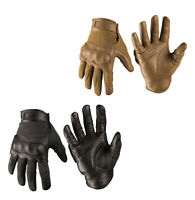 NEU US Tactical Gloves Echtleder/ARAMID Handschuhe BW Einsatzhandschuhe S-2XL