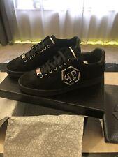 Philipp Plein Men's Suede Sneakers