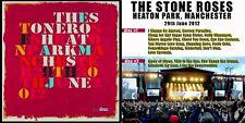 More details for the stone roses concert art heaton park 3 days, marley park, parr hall 9 cd set