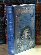 THE SNOW QUEEN AND OTHER WINTER TALES by VARIOUS AUTHORS LEATHER, NEW & SEALED