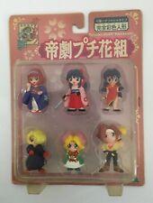 Sakura Wars Anime Chibi Mini Figures Sega 1996