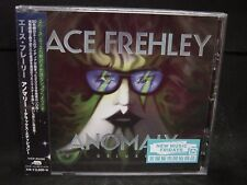 ACE FREHLEY Anomaly + 3 JAPAN CD (Deluxe Edition) Kiss Wicked Lester F. Comet