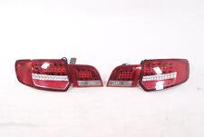 LED Rückleuchten Audi A3 8P Sportback 03-08 Heckleuchten Rot Dectane RA17LRC