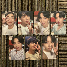BTS MAP OF THE SOUL : 7 THE JOURNEY regular edition photo card photocard 7 set