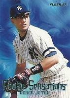 1997 Fleer Baseball Rookie Sensations Inserts - YOU PICK