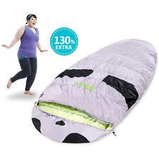 Routman -5 degree Panda Sleeping Bag Indoor or Camping XL