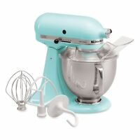 *Brand New* KitchenAid KSM150PSIC 5 Quart 325W Stand Mixer - Ice Blue