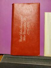 US 1976 Bicentennial 40% Silver Uncirculated Set