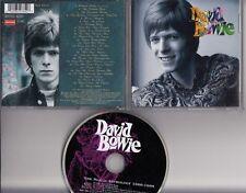 DAVID BOWIE The Deram Anthology 1966-1968 1997 27 trx CD