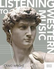 Listening to Western Music (with Download, 1 Term (6 Months) Printed Access...
