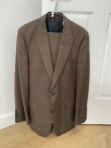 Calibre Suit Brown