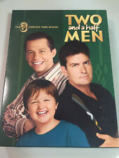 Two and a Half Men – Season 3 box set – good condition
