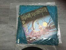 Iron Maiden Fear of the Dark Ecuador Mega rare