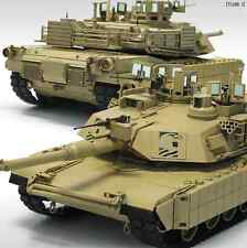 "1/35 M1A2 ABRAMS ""TUSK II""  / ACADEMY MODEL KIT / #13298"