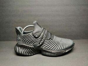 """Adidas Alphabounce Instinct BLACK CARBON """"TRIPLE BLACK"""" Men's Size 10.5 D96805"""