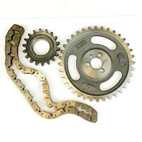Engine Timing Set, Crank Cam Chain, Melling 3-506S, for 5.7L SBC 350, NOS