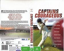 Captains Courageous-2010-Imran Khan/Mike Gatting-Cricket-DVD