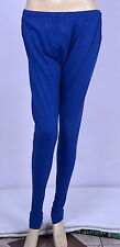 Women Free Size Ladies Full Length Leggings Pants High Waist Trousers Stretchy