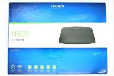 Linksys E1200 N300 Smart Wi-Fi Wireless Router E1200 300Mbps (Open Box)
