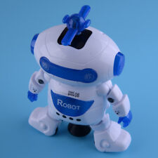 Cool Toy Dance Music Robot For Boys Kids Toddler 5 6 7 8 9 Year Old Age Fun Gift