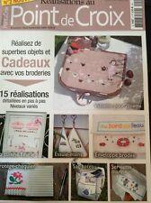 Realisations Au Point De Croix French Cross Stitch Magazine Sept 2009
