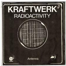 "KRAFTWERK       Radioactivity       7"" 45 tours SP"