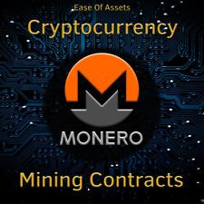 Mining Contract  .02+Monero (XMR)