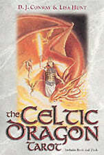 Guide to the Celtic Dragon Tarot by Lisa Hunt, D. J. Conway (Book, 1999)