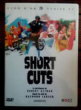 DVD-Short Cuts-Les américains-1993-robert altman-Andie MacDowell-Tim Robbins