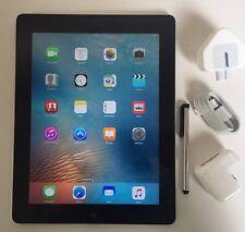 #GRADE A# Apple iPad 3rd Generation 32GB, Wi-Fi, 9.7in - Black.