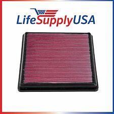 3 pack Replacement Air Filter for 2007-2017 Ford/Lincoln Truck Trucks and SUV V6