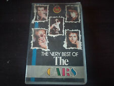 THE CARS - The Very Best Of CASSETTE TAPE / Made In Indonesia