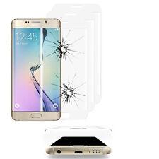 3x verre blindé Samsung Galaxy S6 Edge SM-G925F Film de protection complet bord