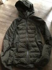 Lululemon Down for it all jacket size 4
